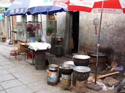 Peking-Hutong, Restaurant