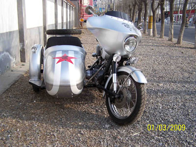 BMW R60/2 Finished